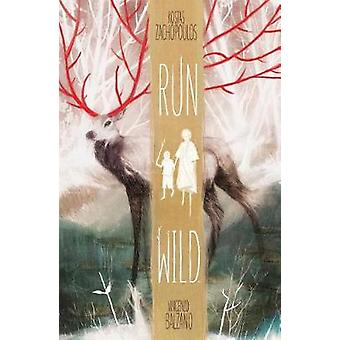 Run Wild by K.I. Zachopoulos - 9781684150243 Book