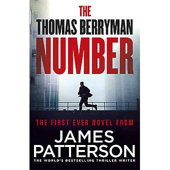 The Thomas Berryman Number by James Patterson - 9781784752101 Book