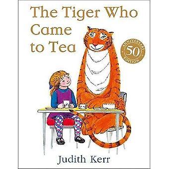 Tiger som kom till te: komplett & Unabridged (bok & CD)
