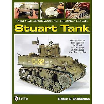 Large Scale Armor Modeling: Building a 1/6 Scale Stuart Tank