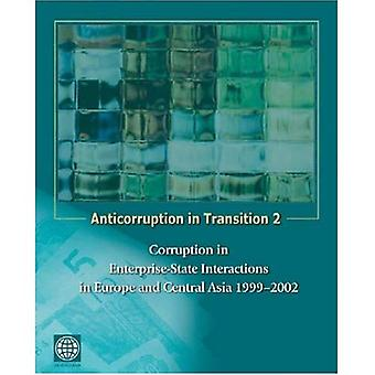 Anticorruption in Transition 2: Corruption in Enterprise-State Interactions in Europe and Central Asia, 1999-2002