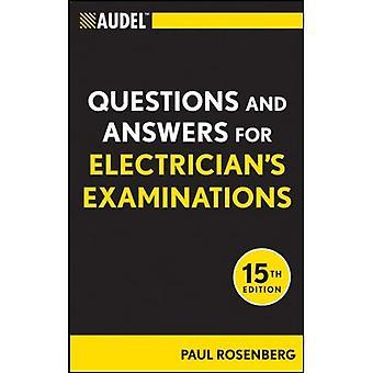 Bah-Fragen und Antworten für Elektriker-Prüfungen