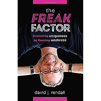 El Factor Freak: Descubrir la singularidad haciendo alarde de debilidad