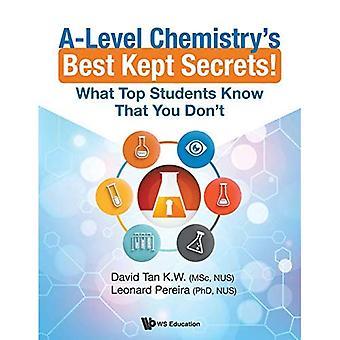 A-tason kemia parhaiten varjeltuja salaisuuksia!: Top opiskelijat tietävät, että et