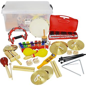 A-Star Keystage 2-Percussion-Klassen-Set
