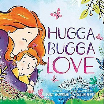 Hugga Bugga kärlek (Mini Bee styrelsen böcker) [styrelse bok]