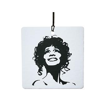 Whitney Houston bil Air Freshener