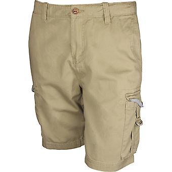 Quiksilver Herren entscheidende Schlacht-Cargo-Shorts - Elmwood Brown