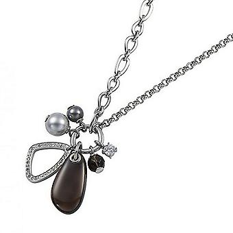 Fossil Chain JF84422 Charms Pearl Rhinestone