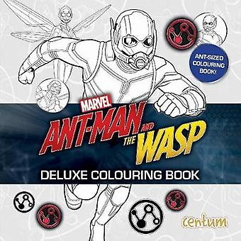 Ant-Man - Pocket Deluxe Colouring Book by Ant-Man - Pocket Deluxe Col