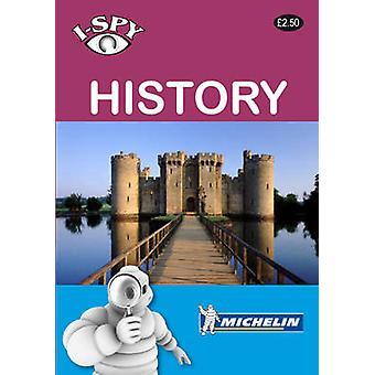 i-SPY History by i-SPY - 9782067151475 Book