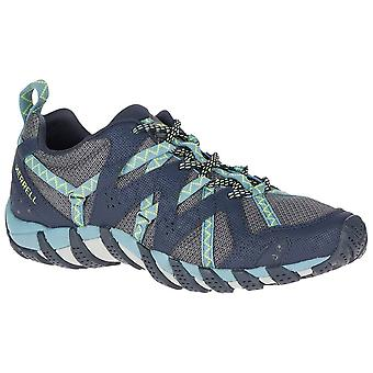 Merrell Navy Womens Waterpro Maipo 2 Walking Shoes