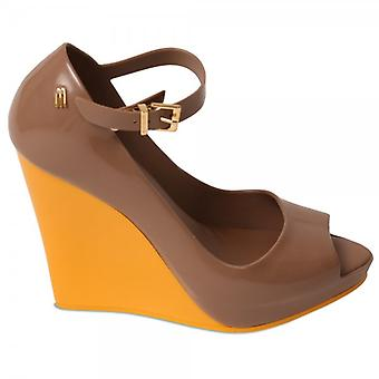 Melissa Shoes Prism (contraste Toffee)