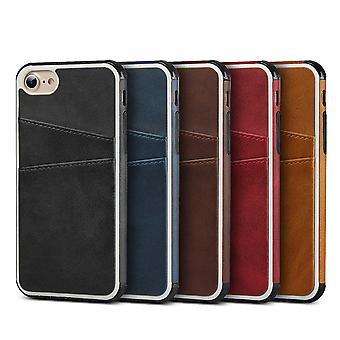 iCoverCase | iPhone 6 | Conchas com slots de cartão | Skins genuínas
