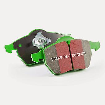 EBC Brakes DP21517 Greenstuff 2K Pads