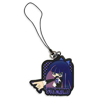 Cell Phone Charm - Panty & Stocking - New Stocking Anime Licensed ge82595