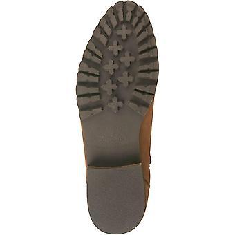 بلوندو المرأة Pakita الجلود جولة Toe الركبة أحذية الأزياء الراقية