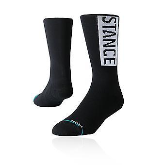 Stance OG Train Crew Socks - AW19
