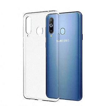 Samsung M20 Silicone Case Transparent - CoolSkin3T