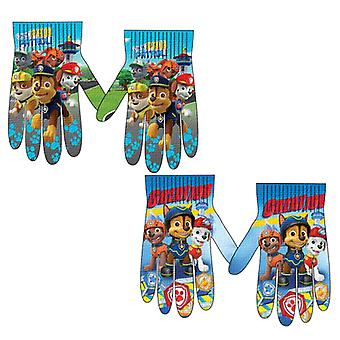 2-Pack Paw Patrol luvas fingermittens one size
