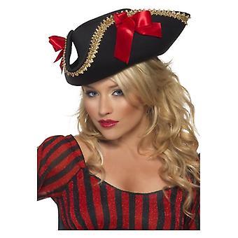 Womens Piraten Hut Kostüm Zubehör