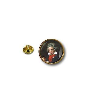 Pins Pin Badge Pin's Metal Broche Pince Papillon Drapeau Beethoven