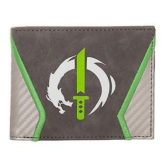 Wallet - Overwatch - Genji Bi-Fold New mw6lw2ovw