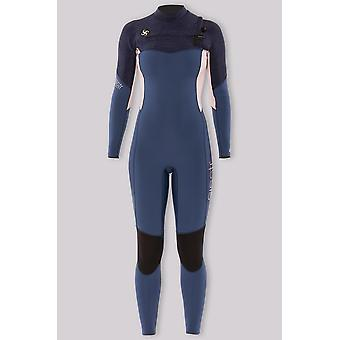 Sisstrevolution 7 seas 5/3 chest zip wetsuit