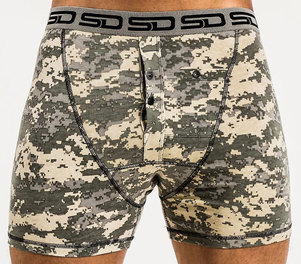Smuggling Duds Pocket Underwear - Digi-cam