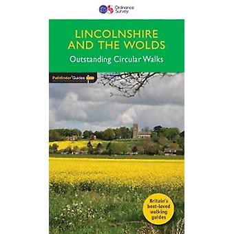 Pathfinder Lincolnshire  the Wolds by Brian Conduit