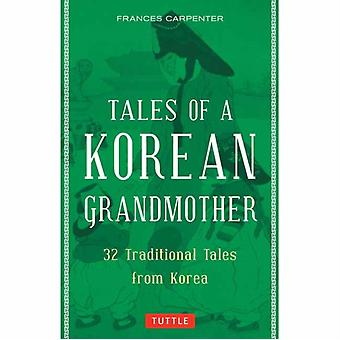 Tales of a Korean Grandmother by Frances Carpenter