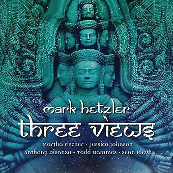 Mark Hetzler - drei Ansichten [CD] USA import