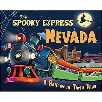 The Spooky Express Nevada by Eric James - 9781492653776 Book