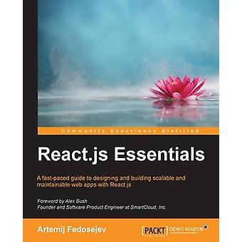 React.js Essentials by Fedosejev & Artemij