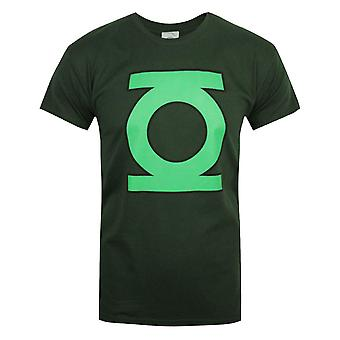 Vihreä Lyhty Logo Miesten's T-paita
