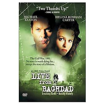 Live from Baghdad 2002 DVD NEW