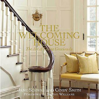 The Welcoming House by Jane SchwabCindy Smith