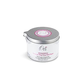 Orli Aromatherapy Massage Candle 60g - Aphrodisia