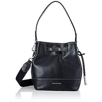 Marc O'Polo 90818341101108 Black Women's shoulder bag (black 990)) 12.5x25x25 cm (B x H x T)