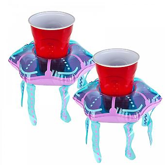 BigMouth Inc. Jellyfish Inflatable Beverage Boats