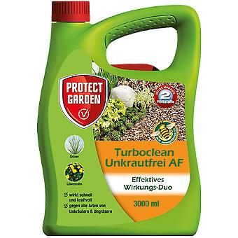 SBM Protect Garden Turboclean Weed-free AF, 3 liters