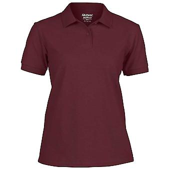 Gildan Short Sleeve Womens Dryblend Pique Cotton Polo Shirts