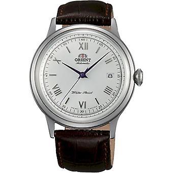 Couro automático do relógio de pulso Orient FAC00009W0