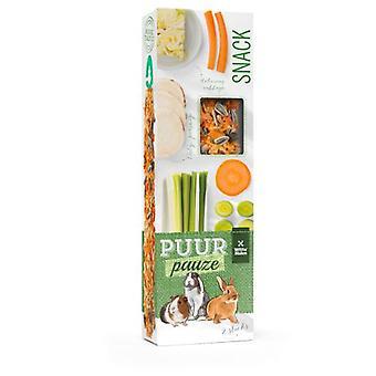 Witte Molen Puur Pauze Sticks Vegetables (Small pets , Treats)