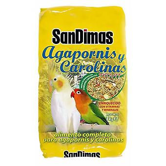 Sandimas Food for Lovebirds and Cockatiel (Birds , Bird Food)