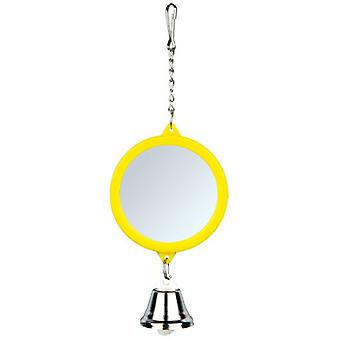 Trixie Mirror for Birds with frame and bell (Birds , Bird Cage Accessories , Mirrors)