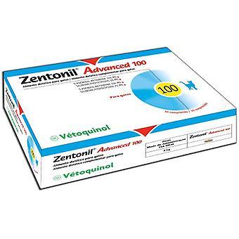Vétoquinol Zentonil 100 Mg 30 錠 (猫、サプリメント) を高度な