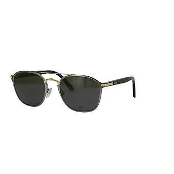Cartier D'©cor CT0012S 004 Gold/Grau Sonnenbrille