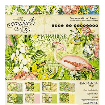 Graphic 45 Double - Sided Paper Pad 8