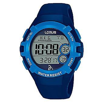 Lorus Digitální hodiny Unisex dospělý se silikonovým popruhem R2391LX9